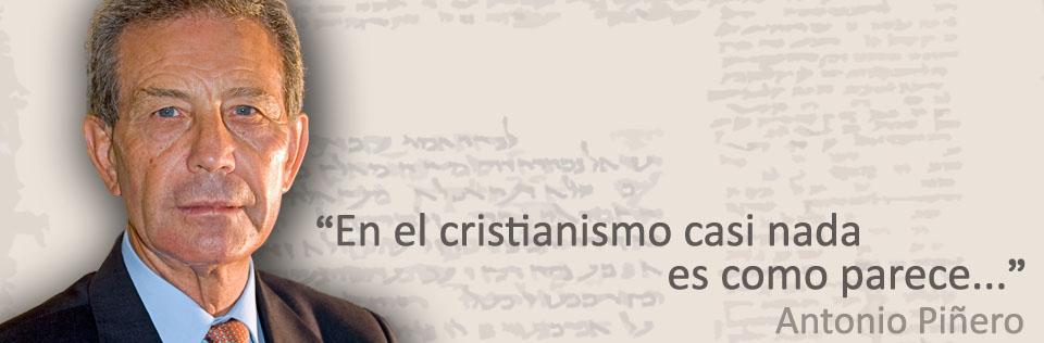 Página web del Profesor Doctor Antonio Piñero :: Antoniopinero.com ::